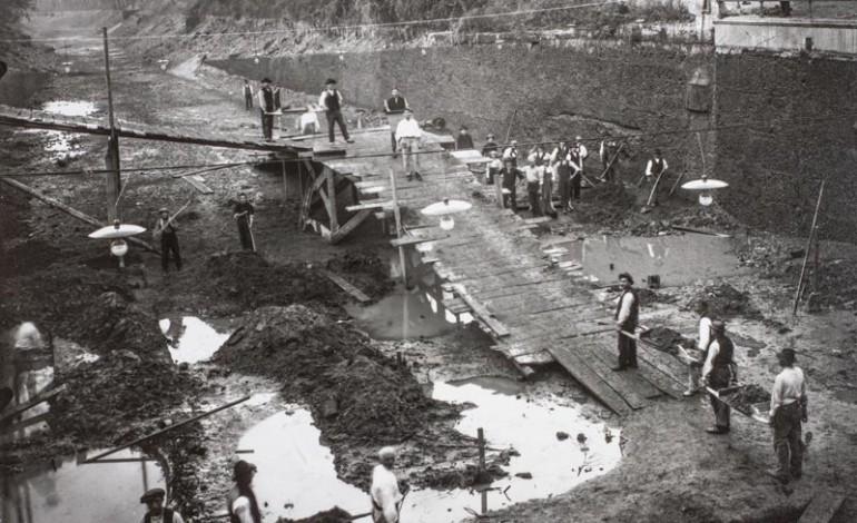 Acquisto del terreno su cui sorse il villaggio