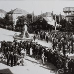 statua di cristoforo benigno crespi