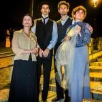visite teatrali in notturna a crespi d'adda