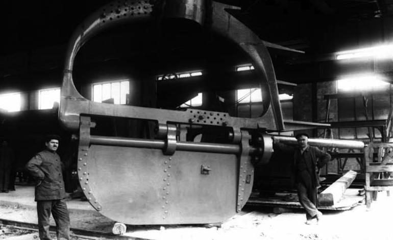 Le acciaierie d'Italia. Terni: il cuore pulsante dell'Archeologia Industriale italiana