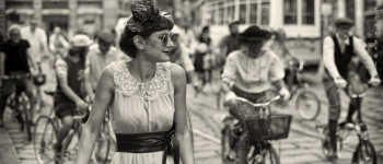 Tweed Ride a Crespi d'Adda, 20 settembre 2015