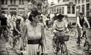 Tweed Ride a Crespi d'Adda, 20 settembre 2015