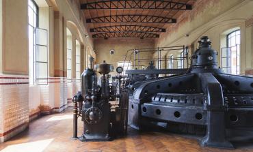 2 e 3 giugno 2018: visita alla Centrale Idroelettrica di Crespi d'Adda