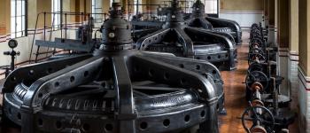 1 maggio 2019: visita alla Centrale Idroelettrica di Crespi d'Adda