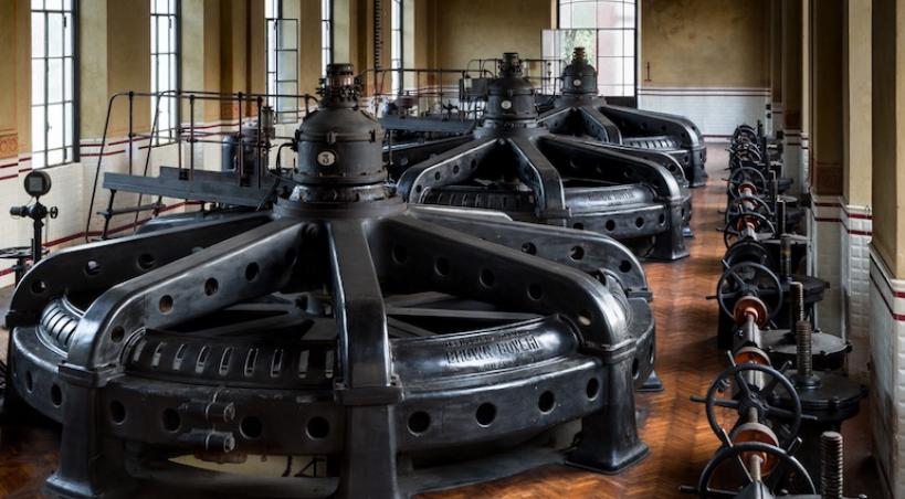 Pasquetta 2019: visita alla Centrale Idroelettrica di Crespi d'Adda