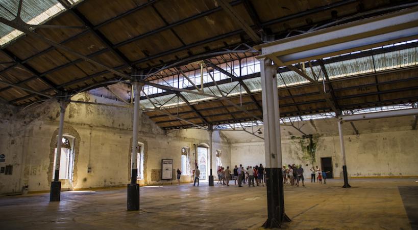 Visita guidata nel Cotonificio Crespi, 23 giugno