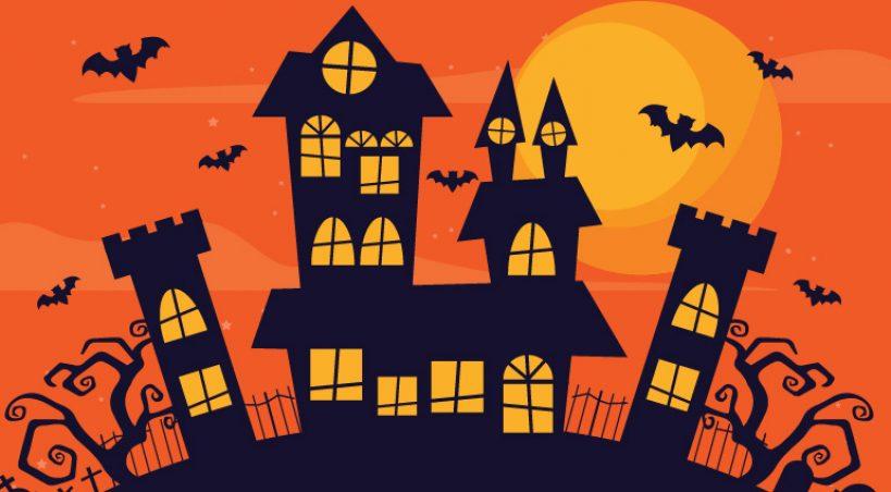 Halloween a Crespi d'Adda