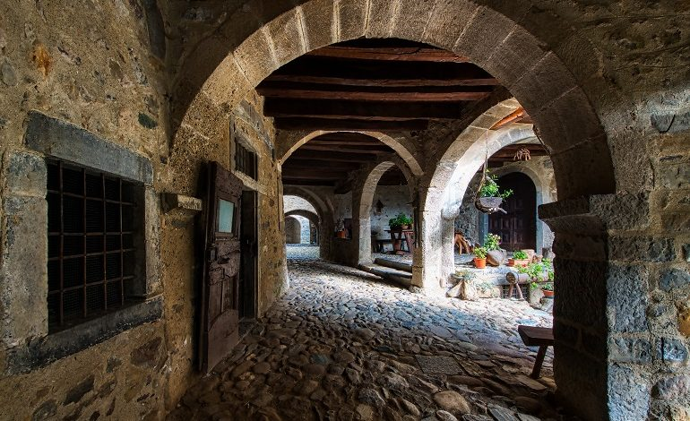 C'è Posta per Bergamo, tour a Cornello dei Tasso 11 ottobre