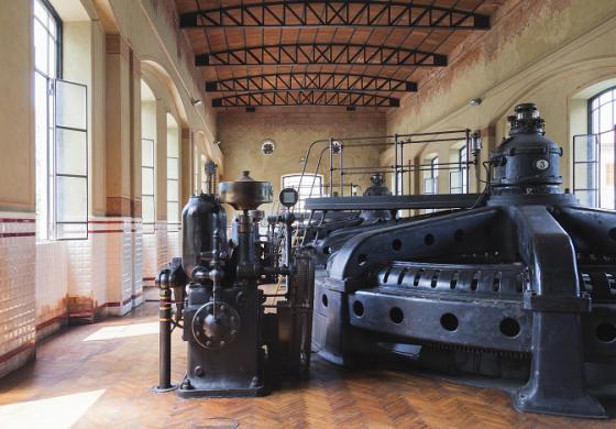 1 novembre: Centrale Idroelettrica di Crespi d'Adda, evento riservato ai possessori della Musei Card