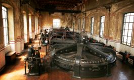 3 marzo 2019: visita alla Centrale Idroelettrica di Crespi d'Adda