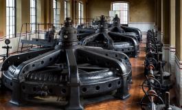 2 giugno 2020: visita alla Centrale Idroelettrica di Crespi d'Adda