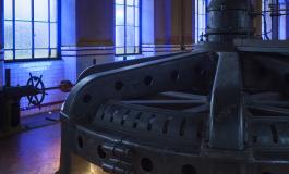 20 luglio: l'impresa elettrizzante, visita notturna in costume d'epoca alla Centrale Idroelettrica