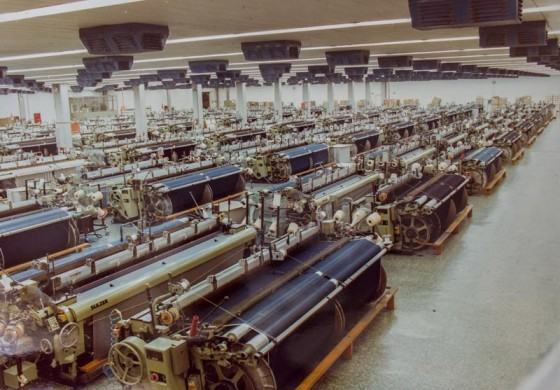 La fabbrica cade dormiente
