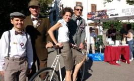 Tweed Ride a Crespi d'Adda, domenica 12 giugno!